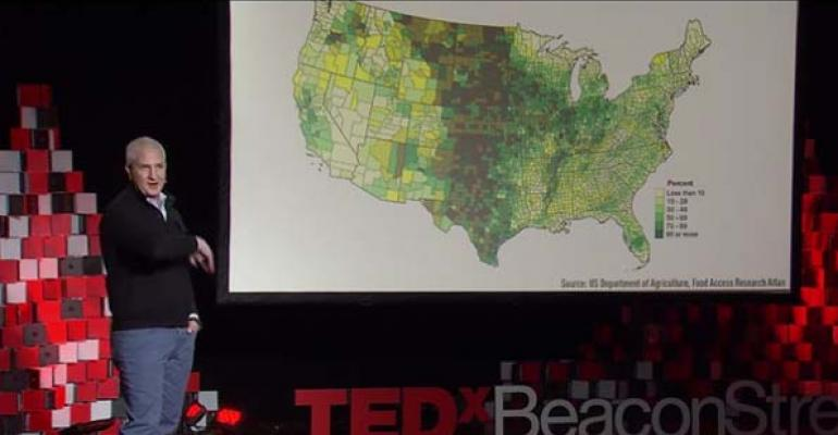 4 inspiring and eye-opening TED talks about food