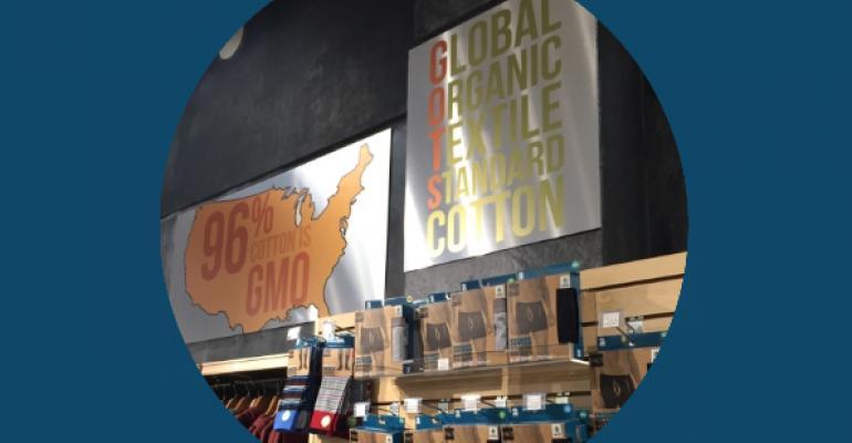 MOM's Organic Market adopts Global Organic Textile Standard