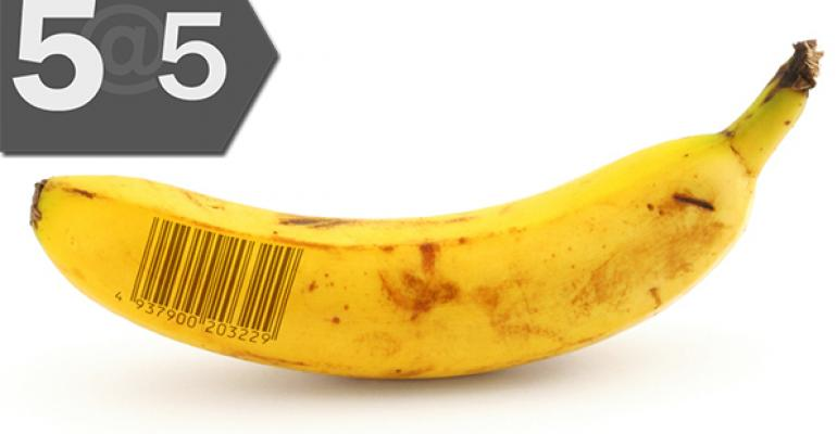 5@5: 57,000 sign petition against GMO banana trial | Where powdered caffeine comes from
