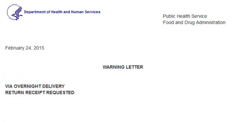 fda warning letters new fda warning letters cover letter examples 14920