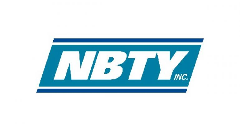 NBTY continues transformation after disappointing quarter