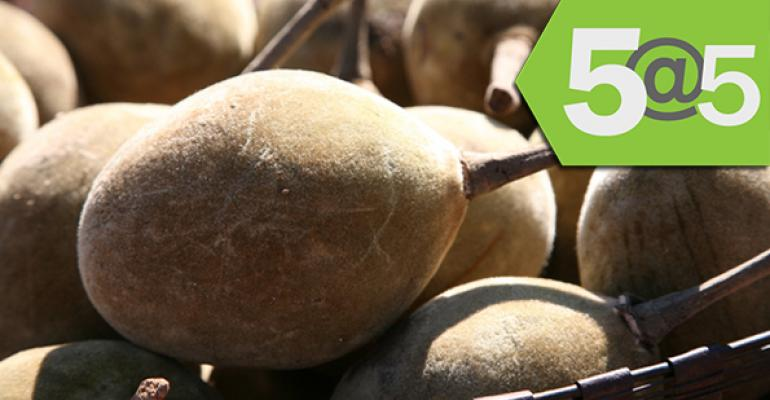 5@5: Voluntary GMO labeling bill breezes through Senate ag committee | Baobab bursts onto the scene