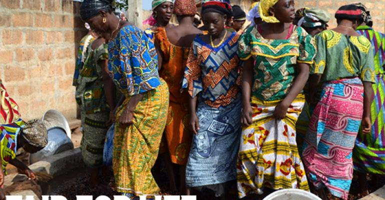 Alaffia's fair trade model suited to the challenge