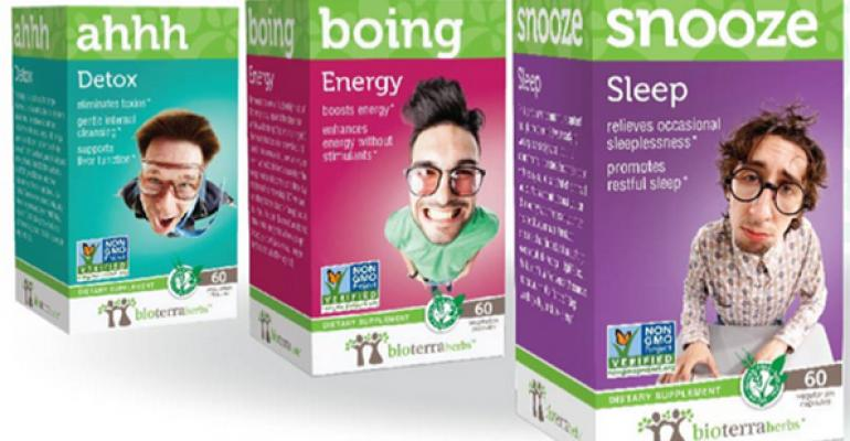 BioTerra combines traditional Chinese medicine and quirky packaging to capture mass market