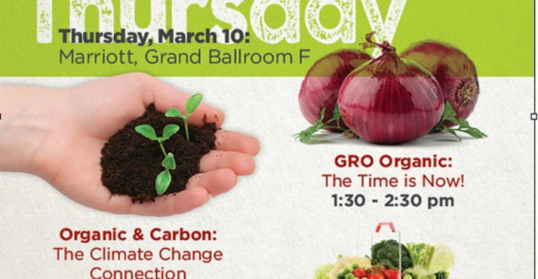 Cultivating Organic at Expo West