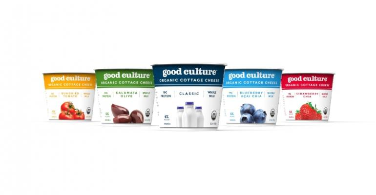 General Mills, CAVU lead $2.1 million round to help Good Culture disrupt cottage cheese