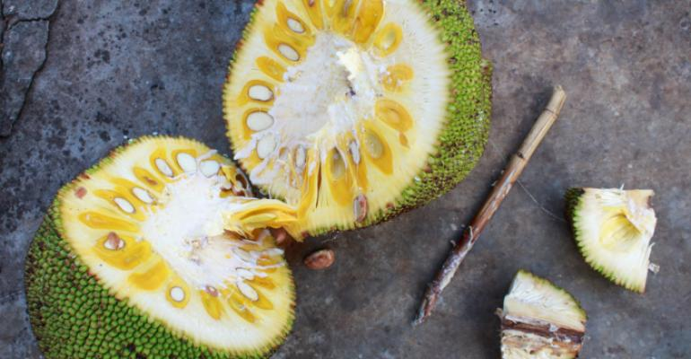 Is jackfruit the next hot clean-meat alternative?