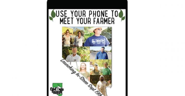 Farm to phone: How one co-op's new app brings farmers' stories to the aisles