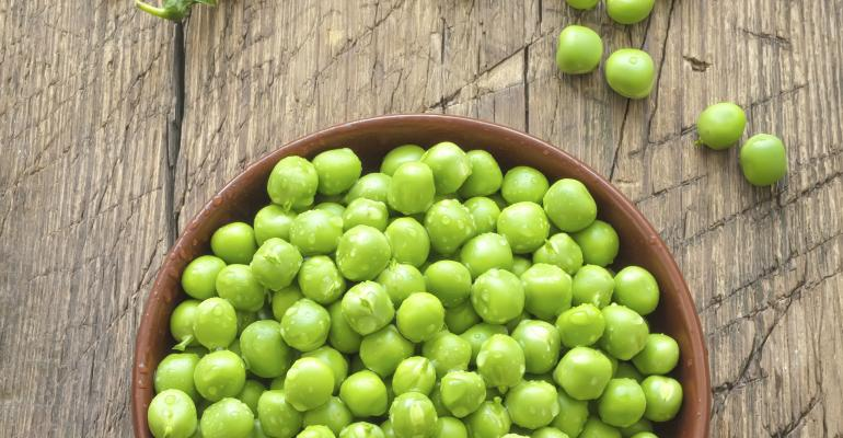 Demand for pea protein skyrockets