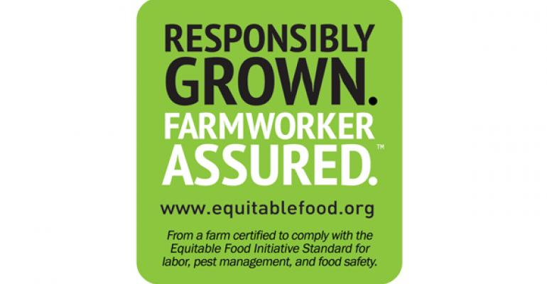 Equitable Food Initiative partners with Whole Foods Market