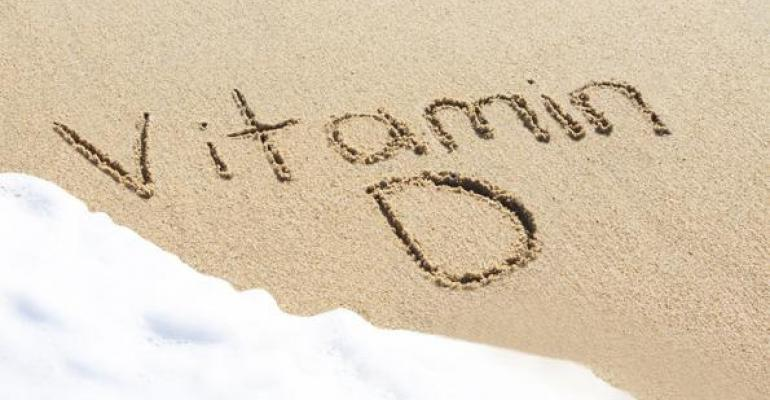 Vitamin D linked with lower risk of breast cancer