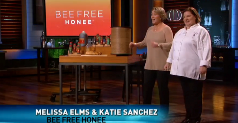 Shark Tank fast-tracks growth for sweetener start-up Bee Free