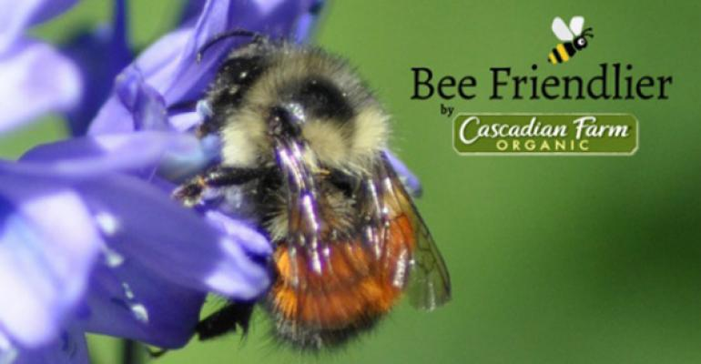 Cascadian Farm to plant 100,000 acres of pollinator habitat