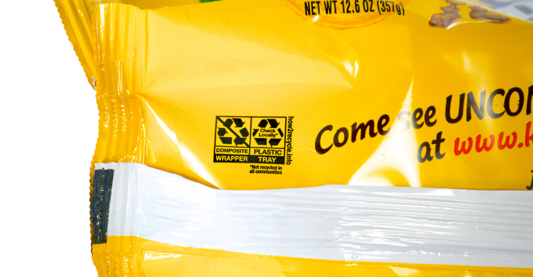 Can I recycle this? Brands adopt more thorough label to make recycling less confusing