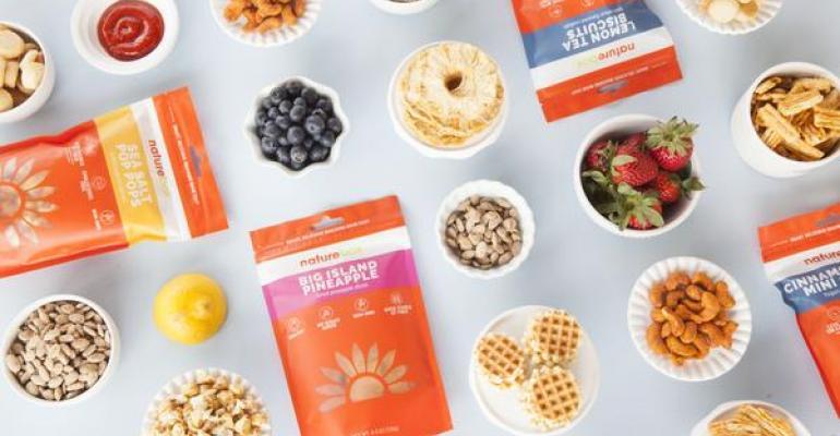 NatureBox snacks arrive at Target