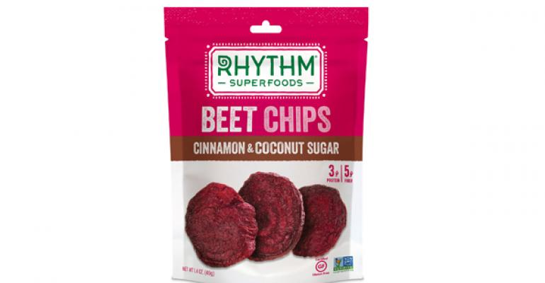 Q&A: Rhythm Superfoods pushes beyond kale chips