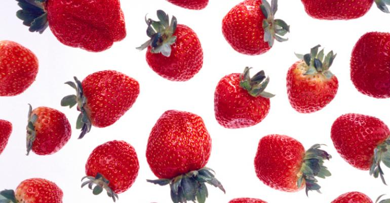 Conventional strawberries top EWG's 2016 Dirty Dozen list with most pesticide residues