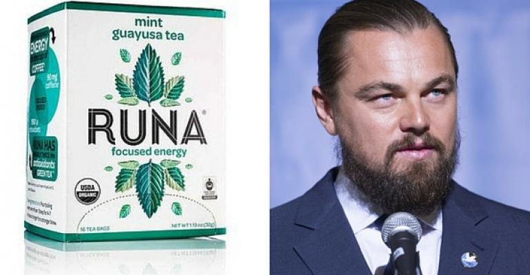 Leonardo DiCaprio invests in Runa, gifts shares to indigenous workers