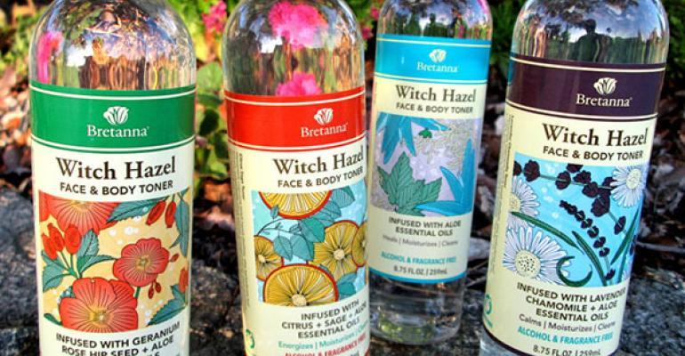 Bretanna witchhazel products
