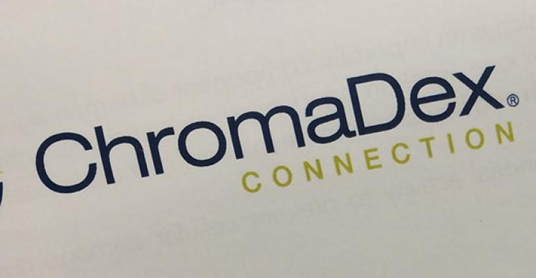 Will Black joins ChromaDex as vice president of sales and marketing