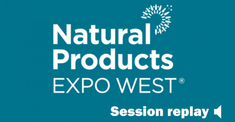 What's coming in GMOs [Expo West replay]