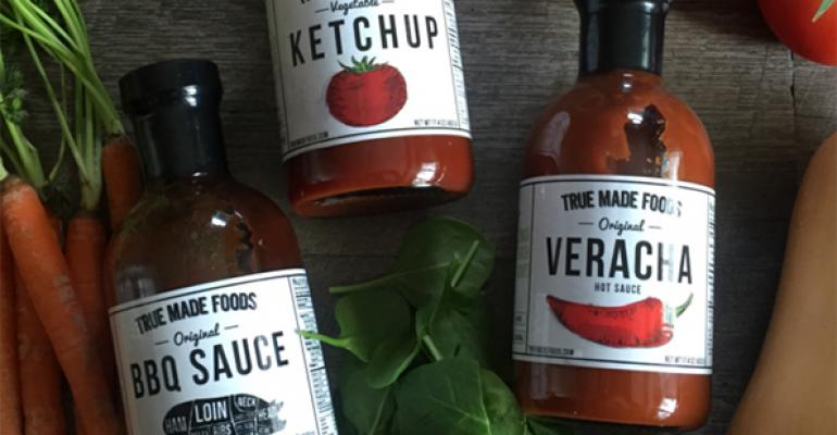 Is ketchup a vegetable? At True Made Foods, it is