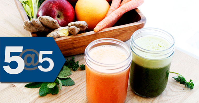 5@5: Why is juice so expensive? | Nature Made vitamins recalled