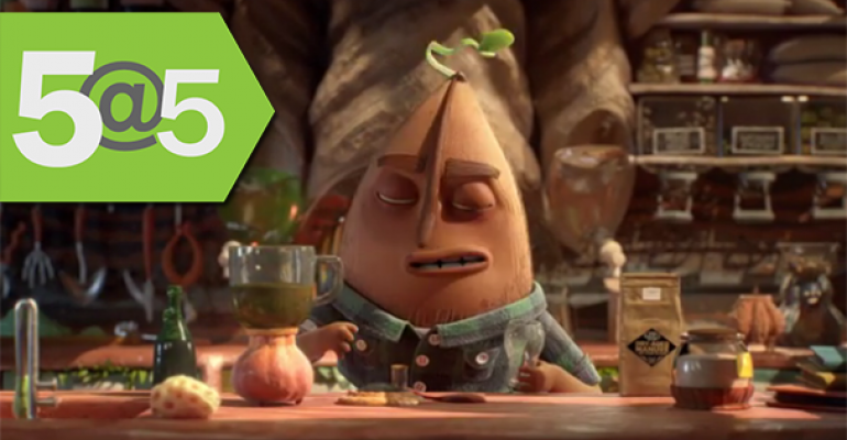 5@5: Organic seed has dirty words for GMOs in Clif's animated film  | The Omnivore's Dilemma: 10 years later