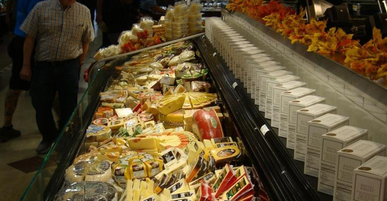 Specialty food sales rise at retail