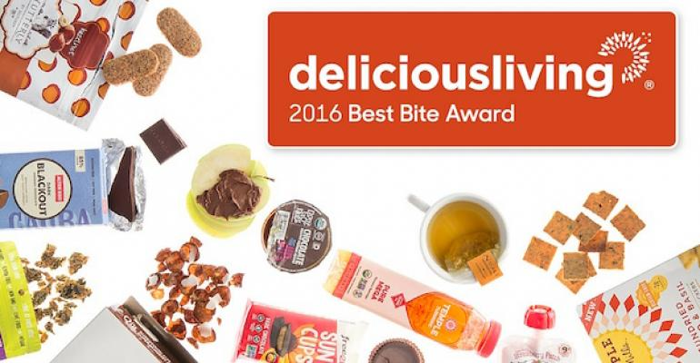 Delicious Living Best Bite awards 2016