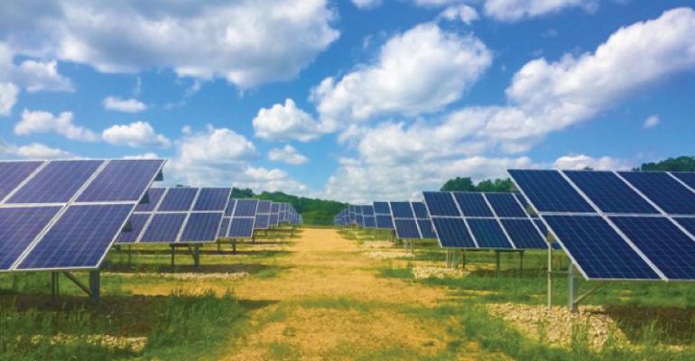 MOMs Organic Market solar