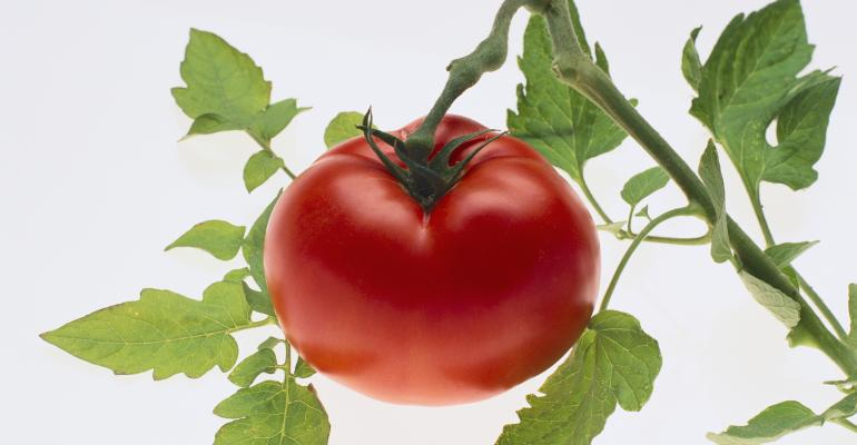 5@5: GMO tomatoes?   Plant-based Impossible Burger hits NYC menu