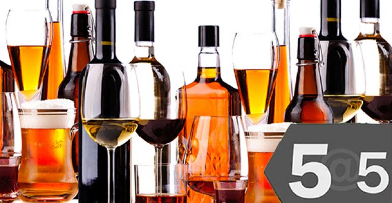 5@5: Study finds alcohol may cause 7 different cancers | More federal money needed to protect food
