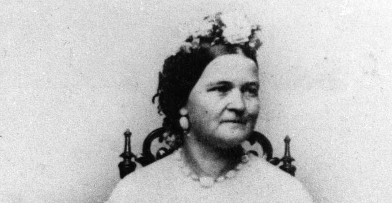 Did vitamin deficiency push Mary Todd Lincoln off the deep end?
