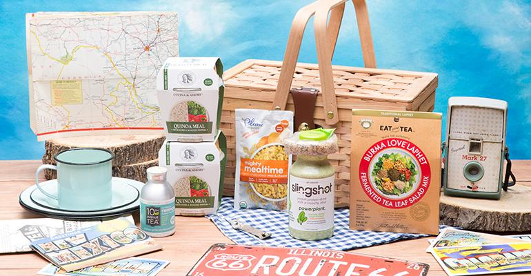 Fuel up busy shoppers with healthier convenience foods