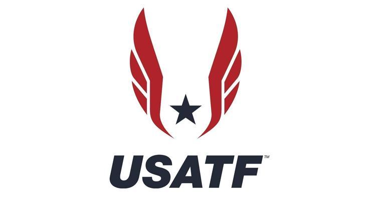 USA Track and Field Logo