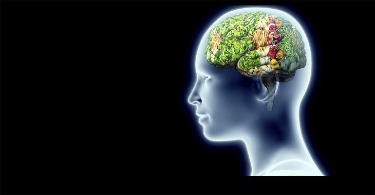 does a healthy diet lower the risk of Alzheimer's disease