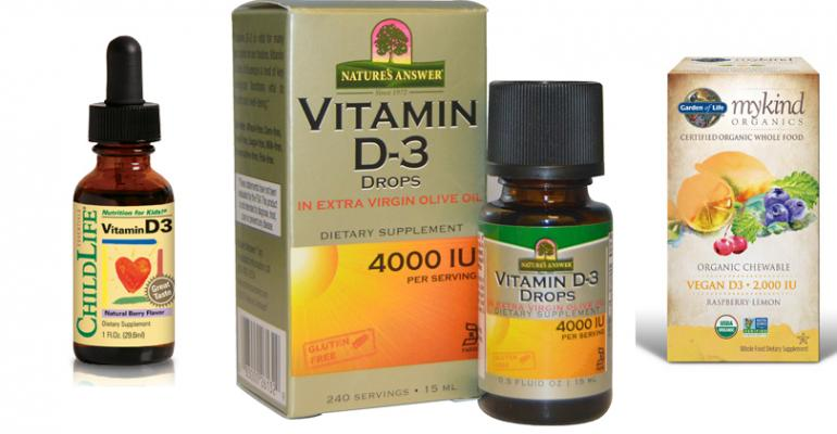 Vitamin D product picks