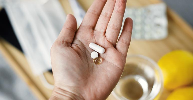 vitamin d zinc supplements