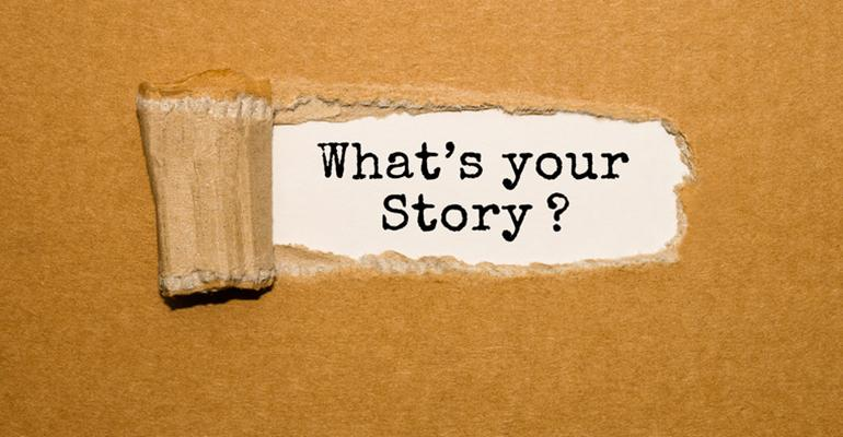what's your brand story