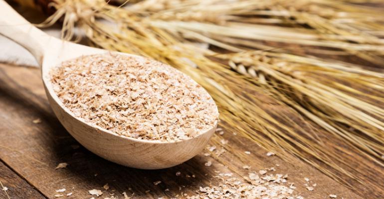 wheat bran fiber
