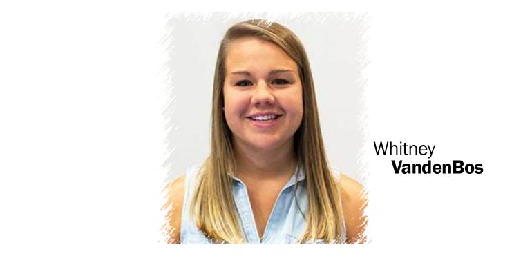 Whitney VandenBos, Booyah