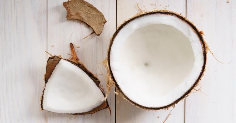coconut shortage