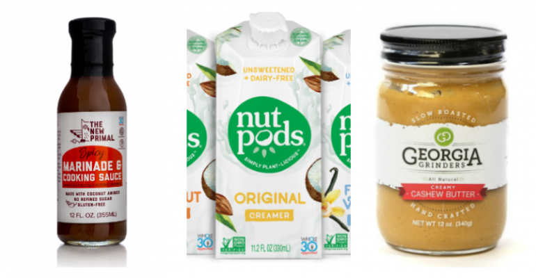 Whole30 approved snacks and products