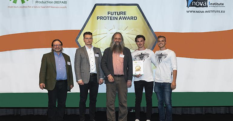 Winners of the Future Protein Award