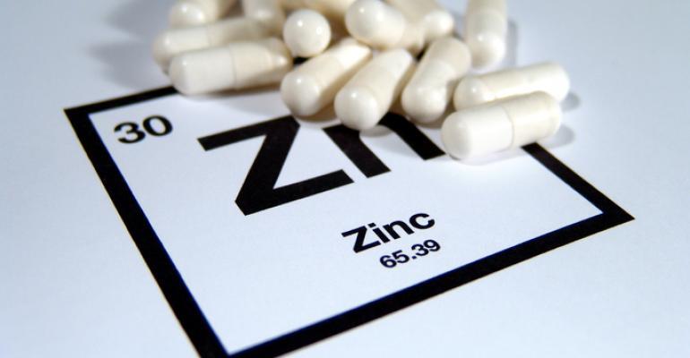 zinc pills