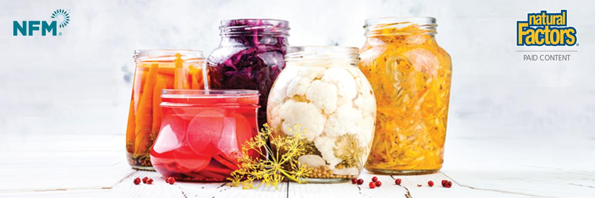 The rise of fermented foods and supplements - download
