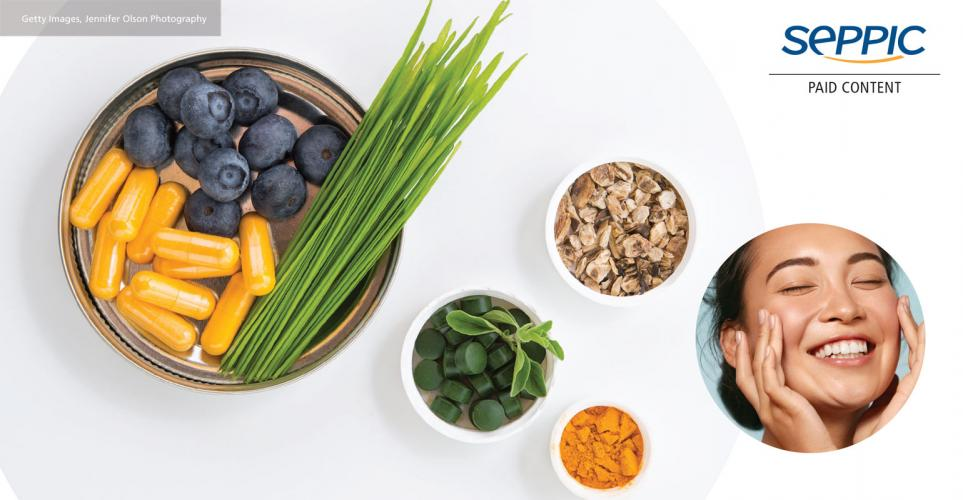 The future looks bright for the nutricosmetics market in 2021 and beyond – download
