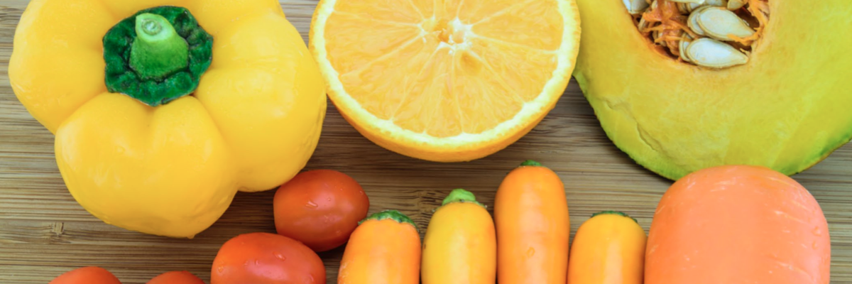 Carotenoids: The colorful nutrients - mini guide