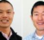 Bill Shen and Wayne Wu